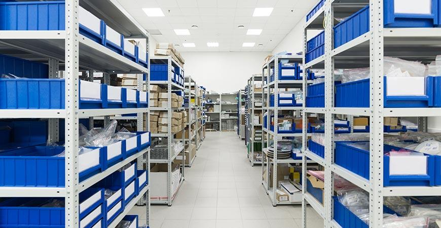 Produttori Scaffalature Industriali.Divisione Scaffalature Industriali Cosma Srl Azienda